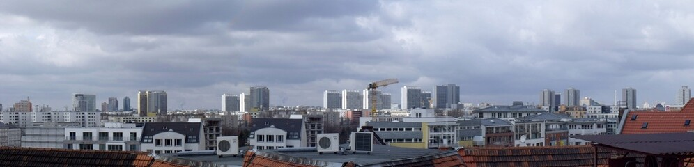 großstadtpanorama