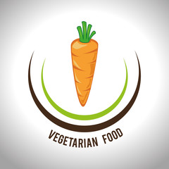 Food design, vector illustration