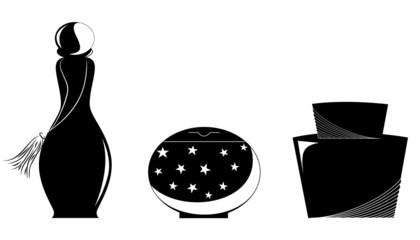 perfume black