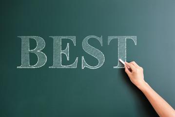 writing best on blackboard