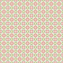 Romantic - different - seamless - patterns