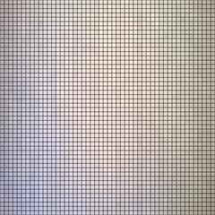 Mosaic (blank sheet of paper)