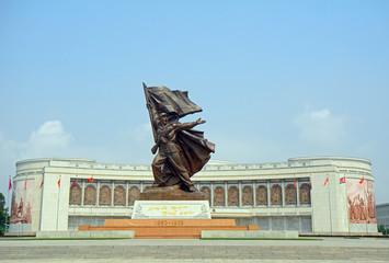 Liberation War Museum, Pyongyang, North-Korea