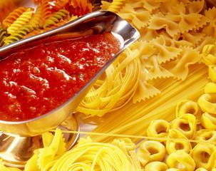 Raw pasta 1