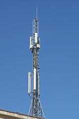 antenne de relai de téléphonie mobile