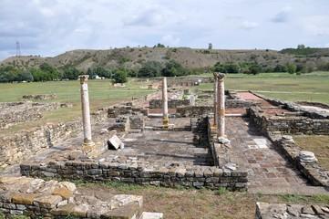 Stobi - an ancient city in Macedonia