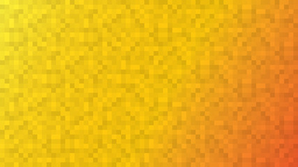 yellow abstract vector background