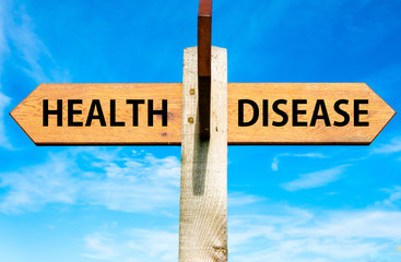 Health versus Disease