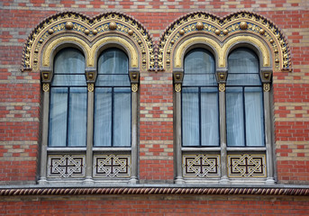 Oriental Windows