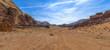 Wadi Rum desert in Jordan - 76274107