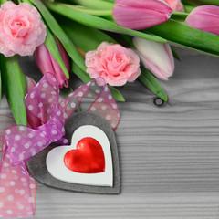 Valentinstag-Muttertag-Liebe