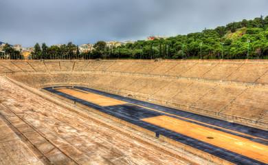 Panathenaic Stadium in Athens - Greece