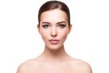 Fototapety Woman with beautiful face