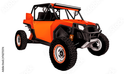Off Road Vehicle - 76275376