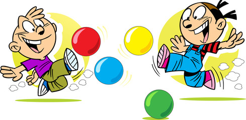 game in balls