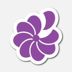 Logo fleur.