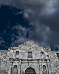Alamo in San Antonio,Texas