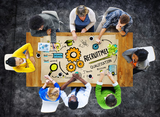 Ethnicity Business People Communication Discussion Concept