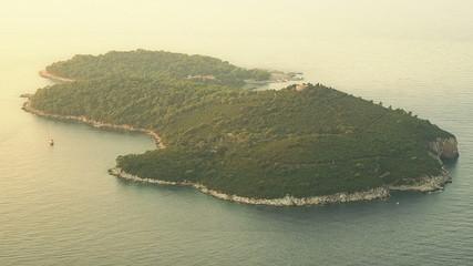 Island Lokrum Dubrovnik