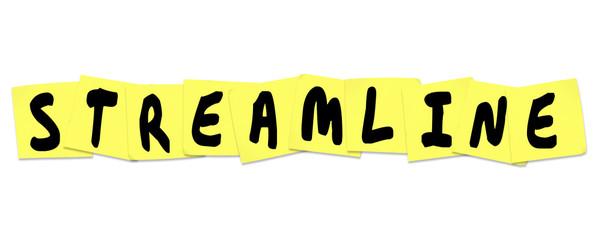 Streamline Word Sticky Notes Productivity Efficiency Improvement