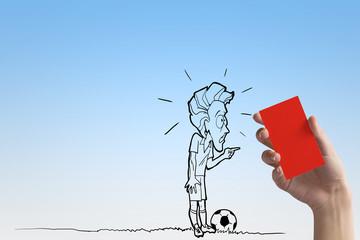 Penalty card
