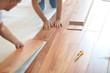 Installing laminate flooring - 76284125