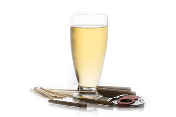 Beer and Smokes