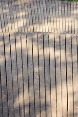 facula on wood floor