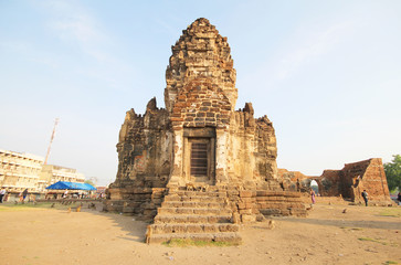 Phra Prang Sam Yot, Lopburi Thailand