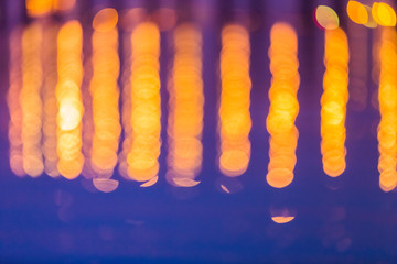 abstract lights background.