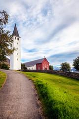 Holar church