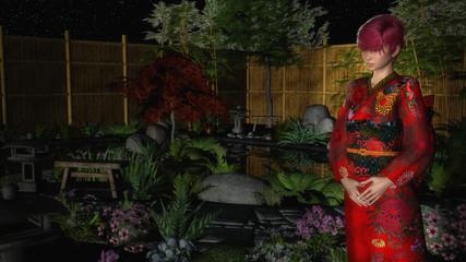 jardin nippon
