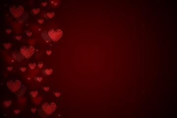 valentine's day backround