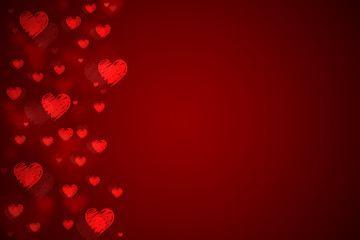 valentine's day backround