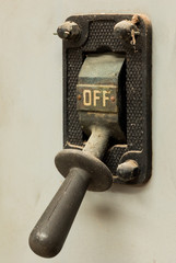 Old Off Switch