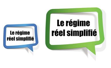 TVA - régime réel simplifié