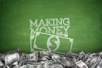 Making money on blackboard