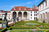 Wallenstein garden and palace (UNESCO), Prague, Czech republic