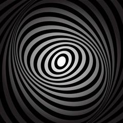 Whirl movement illusion.