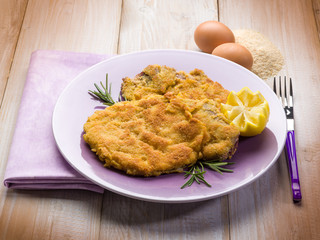 milanese cutlet traditional italian recipe