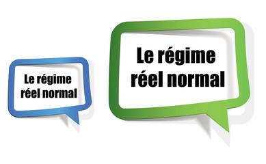 TVA - régime réel normal