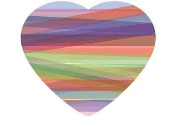Stampa Biglietto Auguri Amore San Valentino 14 Febbraio