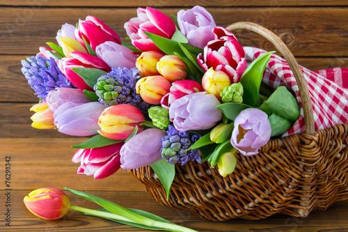 Leinwanddruck Bild Dekoration - Blumen
