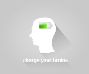 Charge your brains