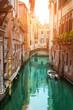 Leinwandbild Motiv Venezia