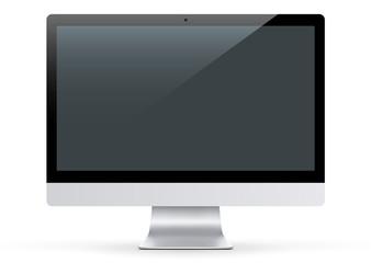 Bildschirm, Monitor, Icon, LCD, Display, Screen, Flachbildschirm