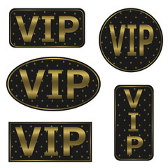 VIP icons