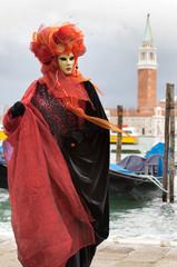 Venetian mast