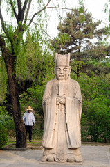 Chinese traditional sculpture