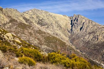 Garganta de Los Galayos. Sierra de Gredos